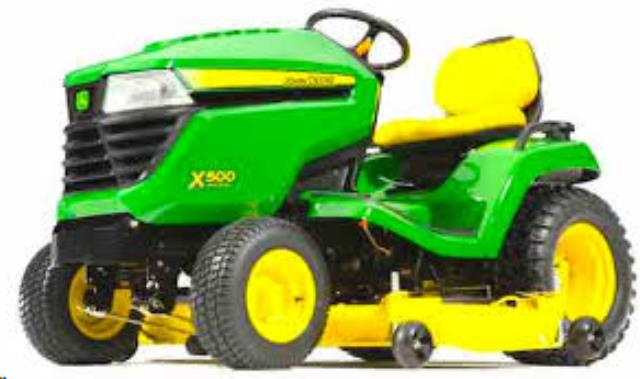 Lawn Mower On A Hill : Lawn mower inch riding rentals colonial heights