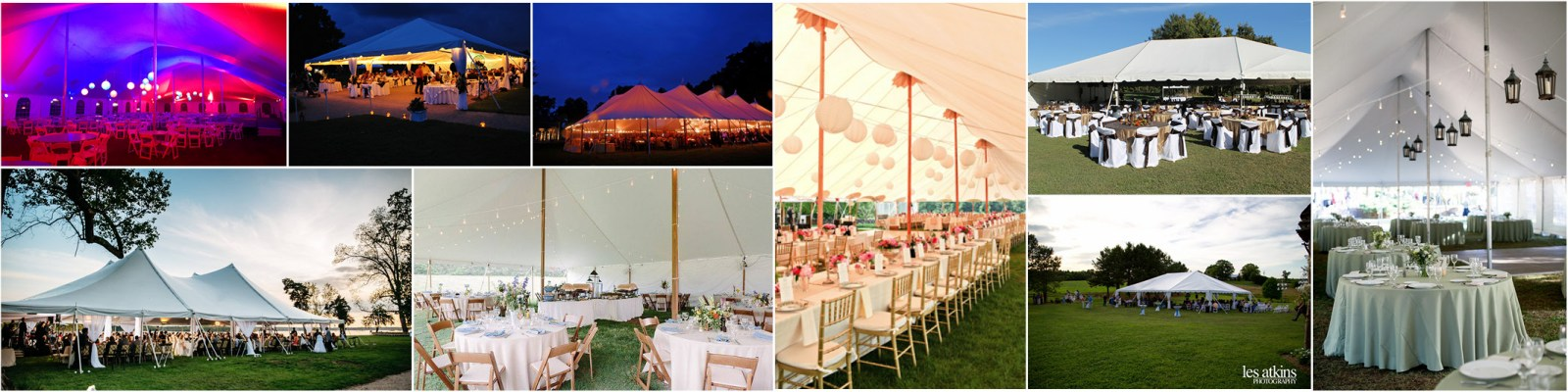 Party rentals in Richmond VA, Colonial Heights, South Hill, Chester, and Petersburg, VA